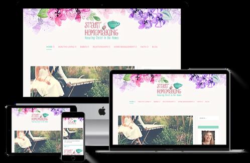 Start Homemaking Website